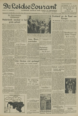 Leidse Courant 1950-03-31