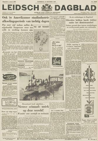 Leidsch Dagblad 1959-10-10