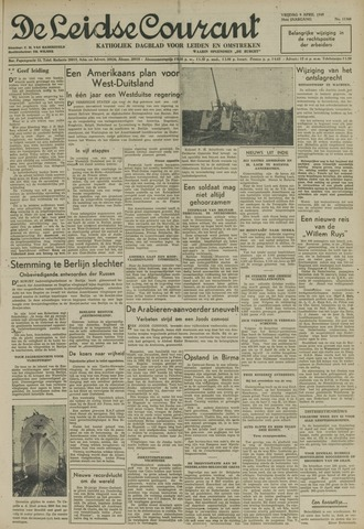 Leidse Courant 1948-04-09