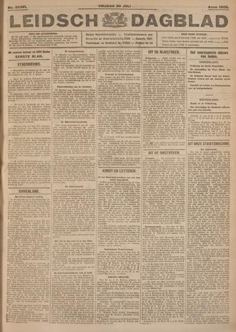 Leidsch Dagblad 1926-07-30