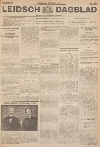 Leidsch Dagblad 1928-12-05