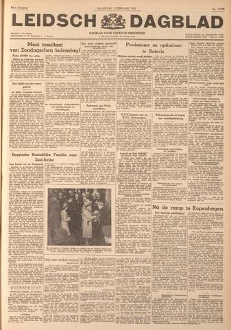Leidsch Dagblad 1947-02-03