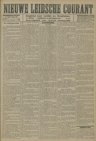 Nieuwe Leidsche Courant 1923-09-20