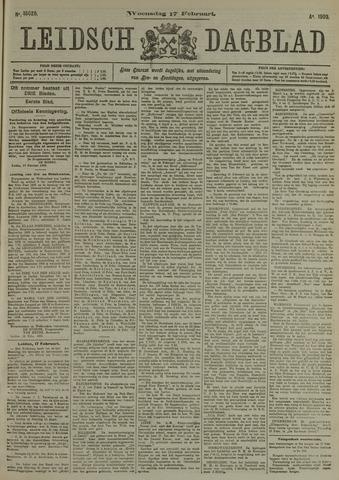 Leidsch Dagblad 1909-02-17