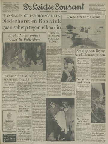 Leidse Courant 1966-05-16