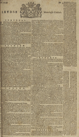 Leydse Courant 1759-01-08