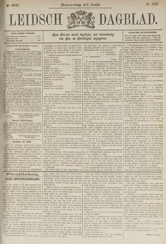 Leidsch Dagblad 1892-07-16