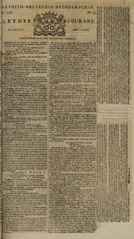 Leydse Courant 1796-04-06