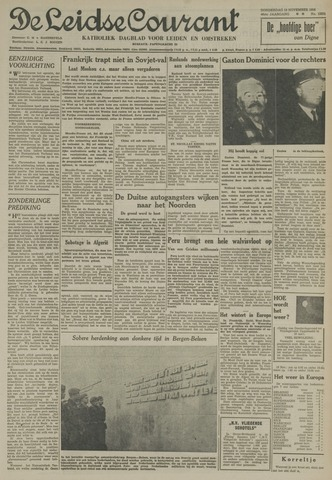 Leidse Courant 1954-11-18