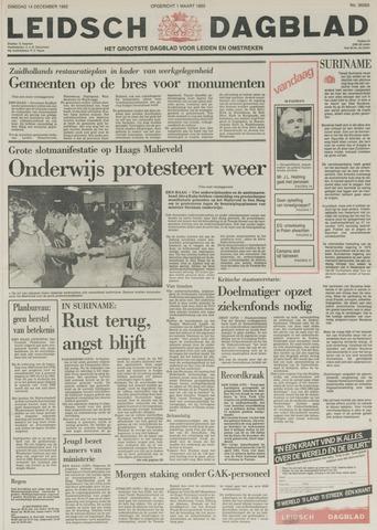 Leidsch Dagblad 1982-12-14
