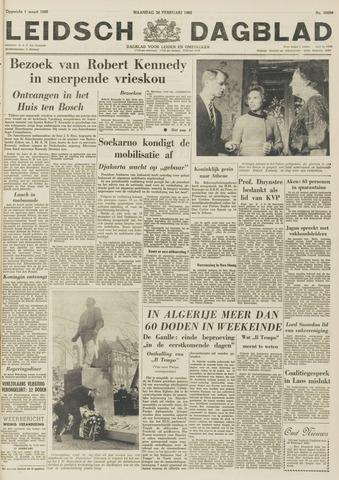 Leidsch Dagblad 1962-02-26