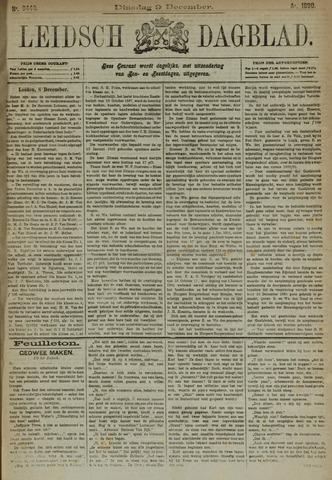 Leidsch Dagblad 1890-12-09