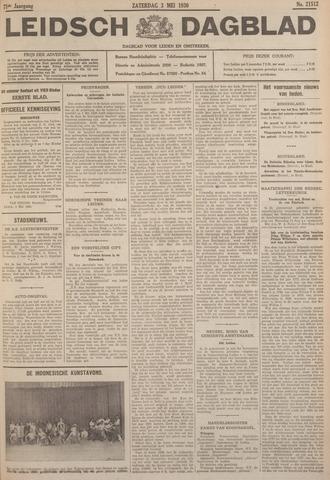 Leidsch Dagblad 1930-05-03