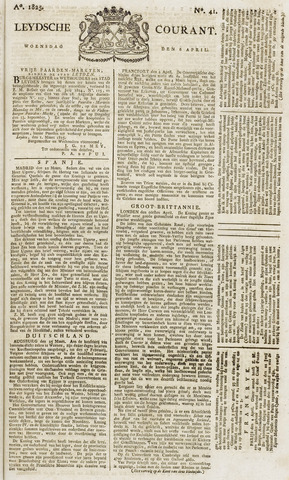 Leydse Courant 1825-04-06