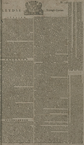 Leydse Courant 1749-10-24