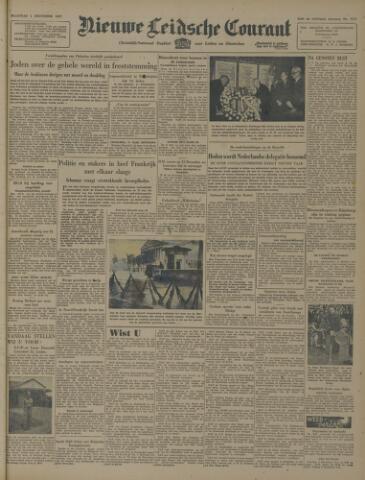 Nieuwe Leidsche Courant 1947-12-01