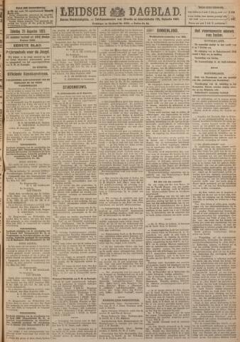 Leidsch Dagblad 1923-08-25