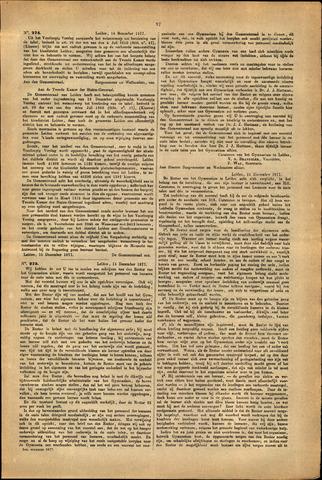 Handelingen van de Raad 1877-12-14