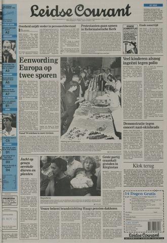 Leidse Courant 1992-09-26