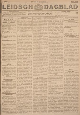 Leidsch Dagblad 1926-10-23
