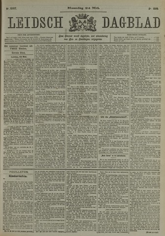 Leidsch Dagblad 1909-05-24