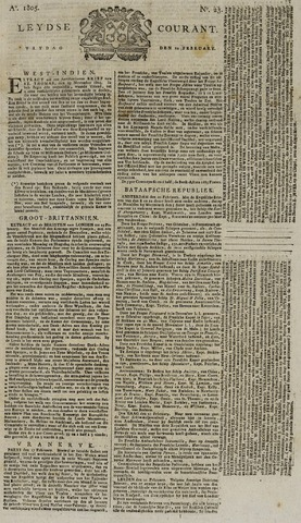 Leydse Courant 1805-02-22