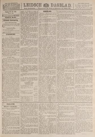 Leidsch Dagblad 1919-07-25