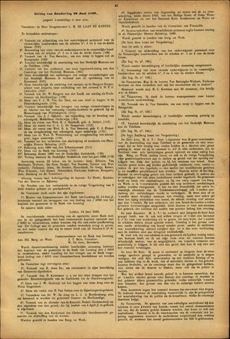 Handelingen van de Raad 1889-06-20