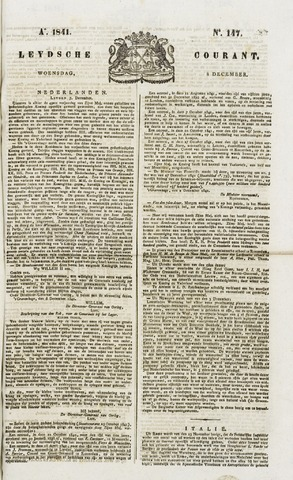Leydse Courant 1841-12-08