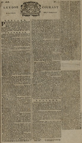 Leydse Courant 1808-02-08