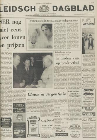 Leidsch Dagblad 1970-11-13
