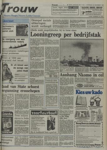 Nieuwe Leidsche Courant 1980-11-22