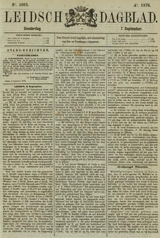 Leidsch Dagblad 1876-09-07