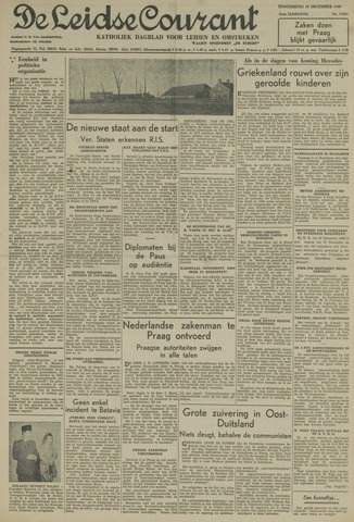 Leidse Courant 1949-12-29