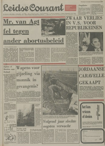 Leidse Courant 1974-11-06