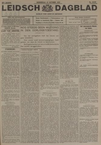Leidsch Dagblad 1935-10-17