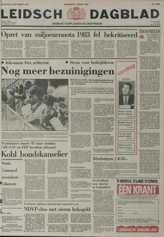 Leidsch Dagblad 1982-09-21