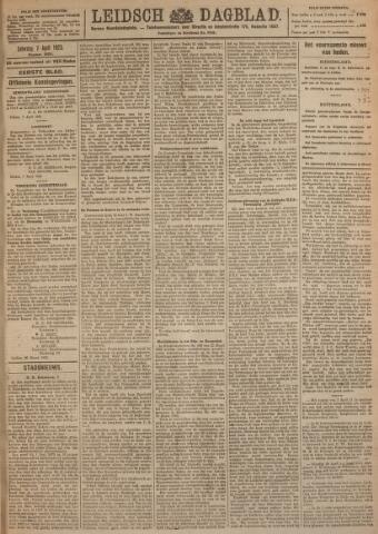 Leidsch Dagblad 1923-04-07