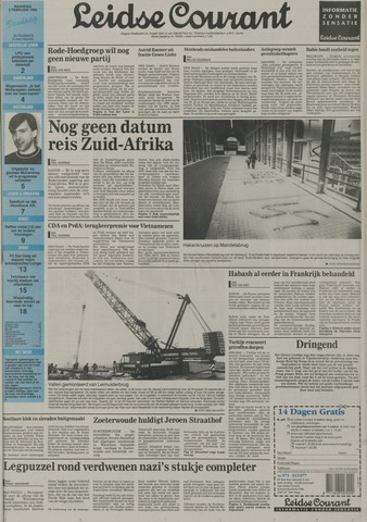 Leidse Courant 1992-02-03