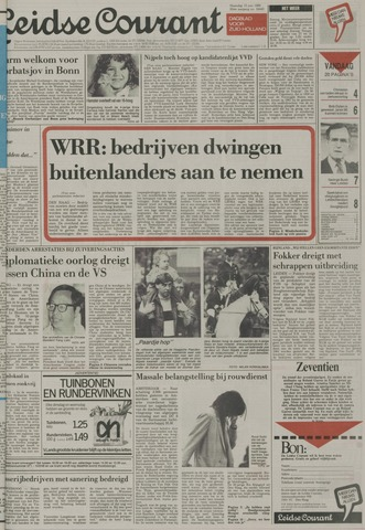 Leidse Courant 1989-06-12