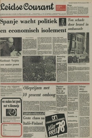 Leidse Courant 1975-09-29