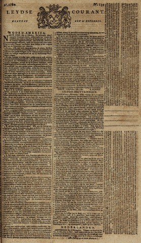Leydse Courant 1780-11-20