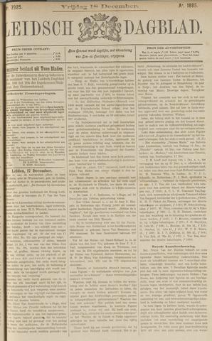 Leidsch Dagblad 1885-12-18
