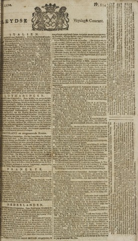 Leydse Courant 1770-09-21
