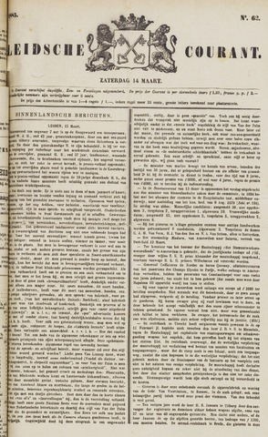 Leydse Courant 1885-03-14