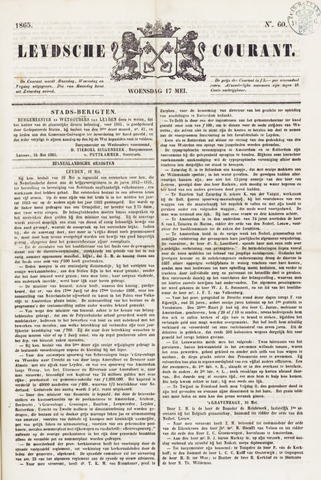 Leydse Courant 1865-05-17