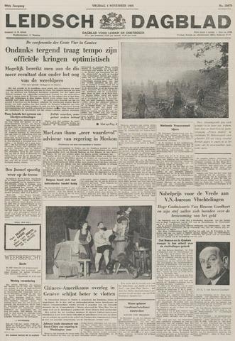 Leidsch Dagblad 1955-11-04