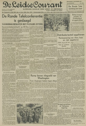 Leidse Courant 1949-11-02