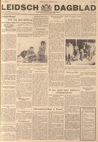 Leidsch Dagblad 1949-01-26