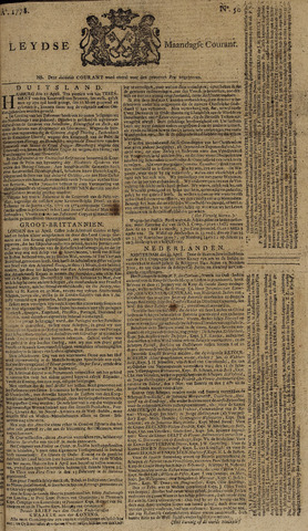 Leydse Courant 1778-04-27
